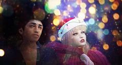 Have A Very Merry Christmas (Jinx Jinx) Tags: sl christmas jinx jinxjinx chelsea xmas friends