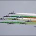 Frecce Tricolori (Aermacchi MB.339 PAN)