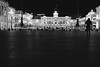 (frogghyyy) Tags: trieste triest palace piazza luci lights city blackwhite night silhouette piazzaunitàditalia december
