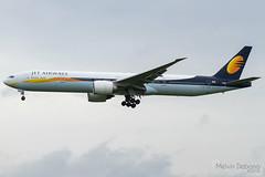 Jet Airways Boeing 777-35RER  |  VT-JEH  |  London Heathrow  - EGLL (Melvin Debono) Tags: jet airways boeing 77735rer | vtjeh london heathrow egll melvin debono spotting plane planes airport airplane aircraft aviation uk kingdom