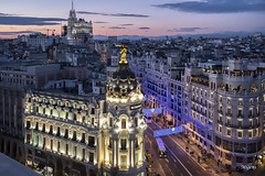 ...pongamos que hablo de Madrid. (angelrm) Tags: madrid círculodebellasartes españa spain