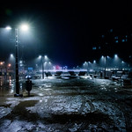 Brouillard nocturne sur Bruxelles thumbnail