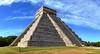 Chichen Itza, Mexico (ott.geoffrey) Tags: chichenitza ruins mayan pyramid worldwonder steps stone monument mexico yucatan clouds