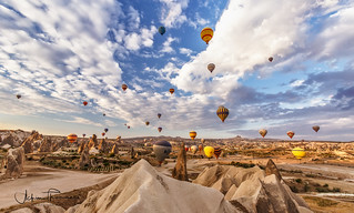 Cappadokia Turkey