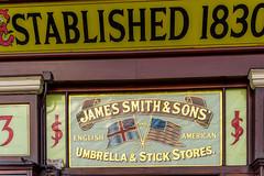 James Smith & Sons (Jeffery Johnson) Tags: london england unitedkingdom gb