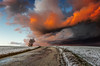 Sunset against the Storm (emanuelezallocco) Tags: sunset storm cloud winter cold snow january 2017 landscape tree albero tramonto nuvole tempesta inverno gennaio freddo panorama marche italy europe travel pentax ricoh ricohimaging photography photo colors reflex