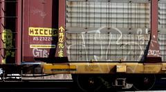 jase '01 (timetomakethepasta) Tags: jase ba freight train graffiti art autorack hiccup ndn 2001 benching selkirk new york photography sibler gtb ns norfolk southern