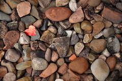 Meus caminhos em Piçarras (AlexJ (aalj26)) Tags: aalj26 alexj alexanderaljorge meuslocais caminhos pathway cascalho coração