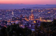 San Miguel de Allende, Guanajuato, Mexico (Unesco world heritage site)