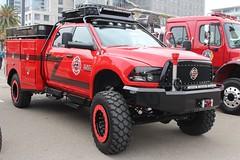 BME Brush Truck (So Cal Metro) Tags: brushtruck firetruck fireengine fire truck bme boisemobileequipment sandiego ram dodge 3500
