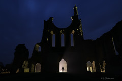Byland (phill_fisher) Tags: silhouette lightpainting longexposure