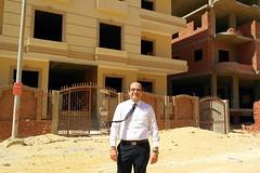 Mostafa Tawakol's flat still under construction (rougetete) Tags: egypt cairo stnme sabreegypt corporaterealestateproject touringofficespace newcairo katameyadowntown areaacitycenter 5thdistrict road90