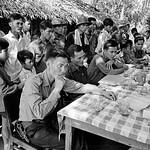 Vietnam War 1973 - Photo by A. Abbas - Trong vùng giải phóng của VC gần Mỹ Tho thumbnail