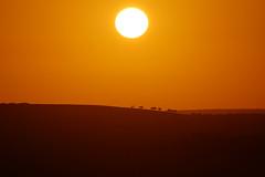 South Downs, Brighton (Sean Sweeney, UK) Tags: brighton sunset sky sun landscape southdowns south downs nikon d60 dslr