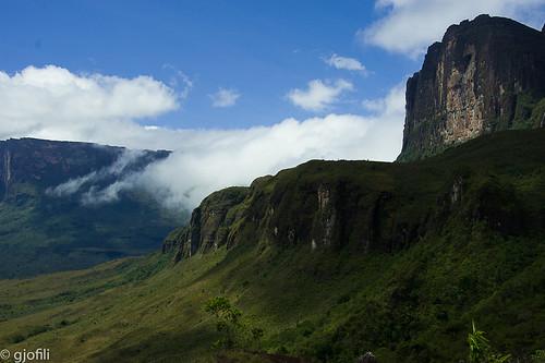 Monte Kukenan e Roraima