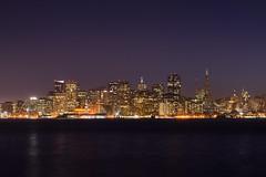 San Francisco (Jay Pasion) Tags: jaypasion nikon d7000 city night lights bayarea sanfrancisco california downtown bay