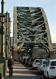Tyne Bridge - Newcastle Side