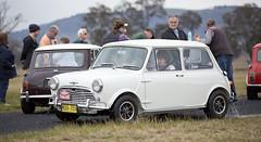 IMG_9306 (_Dan..) Tags: classiccar mini minicooper bmc airfield morris1100 rovermini minimoke carrally morrisminicooper leylandmini