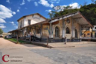 Trem -  Comendador Levy Gasparian - RJ - Brasil