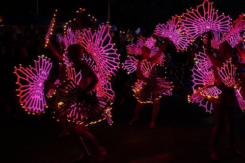 """Dancing Coral in the Paint the Night Parade • <a style=""""font-size:0.8em;"""" href=""""http://www.flickr.com/photos/28558260@N04/20688861245/"""" target=""""_blank"""">View on Flickr</a>"""