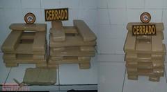 Ibotirama: CIPE Semirido prende duas pessoas transportando 35 kg de maconha para o Ibotifolia (revistabarramagazine) Tags: drogas policia apreenso br242 ibotifolia pmbacpecipesemirido