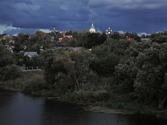 Старый город. Зарайск, Подмосковье