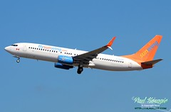 C-FLSW (PHLAIRLINE.COM) Tags: flight airline planes philly boeing airlines 2008 phl spotting wl bizjet generalaviation spotter sunwing philadelphiainternationalairport kphl cflsw 7378hx