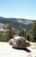 #2, Olmstead Point, Yosemite. (Matt Benton) Tags: 35mm yosemite zeissikon colournegative olmsteadpoint trip2015