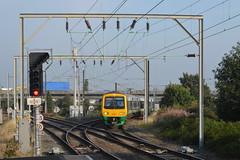 323219, Aston (JH Stokes) Tags: morning sun photography birmingham transport tracks trains emu publictransport railways railwaystations westmidlands trainspotting aston class323 londonmidland electricmultipleunits 323219