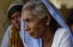 Sri Lankan tsunami survivors