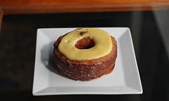 Bergamot+Earl Grey Cronut (Kimberly C. Lee) Tags: ganache soho earlgrey bergamot nycfood dominiqueansel teadessert teapastry dominiqueanselbakery cronut