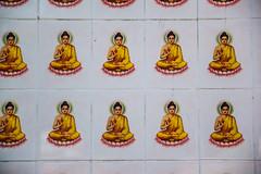 馬來西亞沙巴 Kota Kinabalu, Malaysia, Buda Pattern