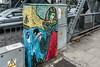 DUBLIN CANVAS STREET ART BY HANNA Mc. D [NEAR THE CONVENTION CENTRE]-109080