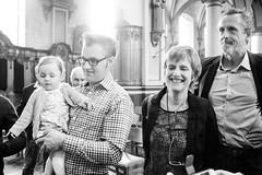 Doop Mila (B&W) (vintagedept) Tags: family bw october belgium belgie mila baptism celebration gathering doop 2015 schellekens ruiselede onzelievevrouwtenhemelopnemingskerk