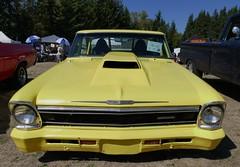 1966 Chevy II Nova (bballchico) Tags: 1966 chevrolet chevyii nova dragcar garyhaga arlington 206 washingtonstate arlingtonwashington