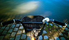 ring ring la bicycle!! (Gon!...) Tags: bicicleta lagopalermo