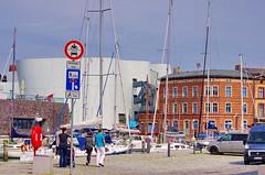 Stralsund Allemagne aot 2015 - 14 Ozeaneum (paspog) Tags: germany deutschland balticsea allemagne ostsee stralsund merbaltique