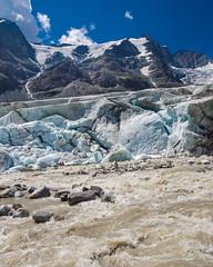 Grossglockner, Pasterze glacier (Slobodan Siridanski) Tags: mountain glacier 2015 pasterze glaciergrossglockner pasterzeaustria