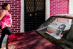 _1000687 Mexico (zUorro) Tags: street pink red girl mexico san rosa sancristobal rosso viaggio cristobal messico 2015 avventure