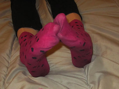 Pink Socks (sockstargirl) Tags: sexy feet socks dirty sweaty smelly footfetish sexyfeet femalefeet sockfetish