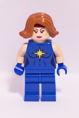 Dazzler (bravedesign) Tags: allison lego xmen 80s printing heroes superheroes custom marvel printed blaire minifigure dazzler minifigsrus