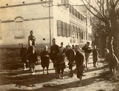 Children from the Breda Street orphanage, c.1901.