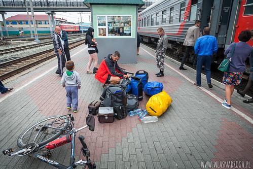 Czas na złożenie rowerów
