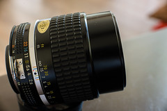 Nikkor 105mm f/2.5 AI-S (ruimc77) Tags: 50mm nikon gear mf nikkor f25 ais f12 105mm d810