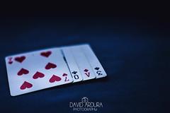 LOVE (David A.E.) Tags: love amor poker cartas francesa picas baraja corazones treboles rombos