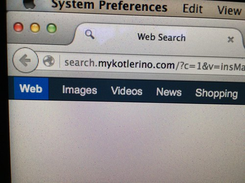 Moving at the Speed of Creativity   Remove Genieo Malware from a Mac