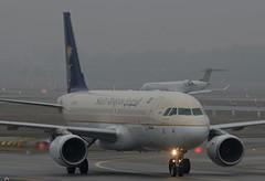 Saudi Arabian Airlines Airbus A320-214 HZ-ASD (EK056) Tags: saudi arabian airlines airbus a320214 hzasd frankfurt airport
