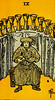 Nine of Cups (~ Lone Wadi ~) Tags: tarot tarotcards blackmagic sorcery occult fortunetelling retro 1910s nineofcups
