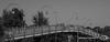 Lantern (F. Peter Blank) Tags: 2016 bremen brücke edelstahl fusgängerbrücke geländer lampe laterne peterblank urlaub weserwehr zaun beedaaah bridge fence footbridge fpb fpbphotography fpbphotographyde lantern stainlesssteel