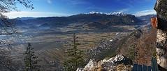 The big panorama of Smokuski vrh W ridge (Vid Pogacnik) Tags: slovenia slovenija panorama mountain kamnikandsavinjaalps julianalps smokuskivrh hiking outdoor landscape ridge mountainridge